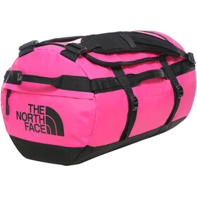 The North Face Base Camp Duffelilaukku S, mr. pink/tnf black